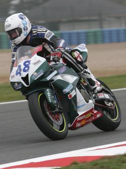 48-J.Dickinson-Honda CBR 600RR-CRS Grand Prix