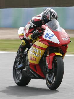 62-N.Cajback-Honda CBR 600 RR-Team Benjan Motoren