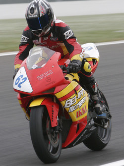 71-Mauro Sanchini-Honda CBR 600-Intermoto Czech