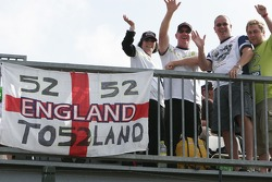 Supporters for James Toseland