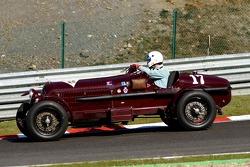 #17 ALFA ROMEO 6c Spyder Corsa 1934: Cooke D/Twyman N, GB