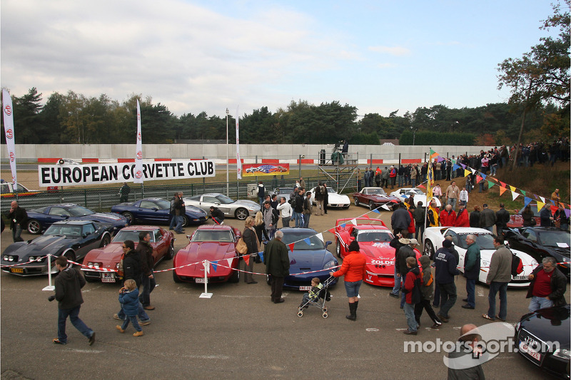 Corvette launch event