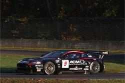 #9 Phoenix Racing Aston Martin DBR9: Marcel Fassler, Fabrizio Gollin