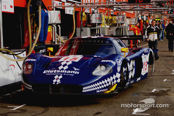 Delayed: JMB Racing Maserati MC 12 GT1
