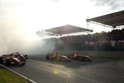 Scuderia Ferrari Marlboro's exhibition