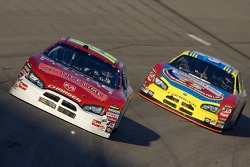 Elliott Sadler and Bobby Labonte