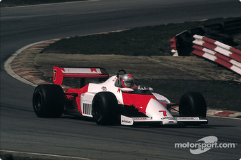 John Watson, McLaren-Cosworth MP4/1C