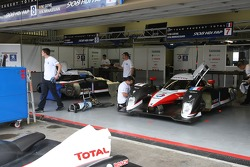 Peugeot Total garage area