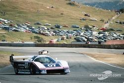 #07 Zakspeed Mustang Probe GTP: Klaus Ludwig