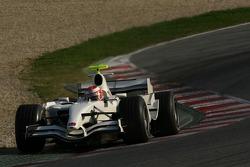 James Rossiter, Test Driver, Honda Racing F1 Team, Interim Chassis