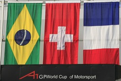 Feature Race Winners' National Flag