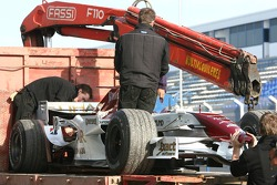 Force India F1 Team, F8-VII-B