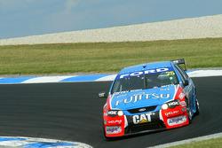 Jason Bright - Fujitsu Racing