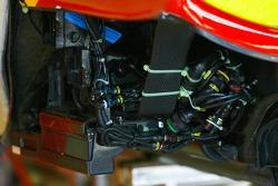 Scuderia Ferrari, F2007, Electronics