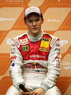 Press conference: Race of Champions winner Mattias Ekström