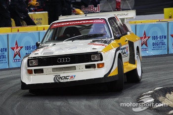 Audi Group B rally car Stig Blomquist