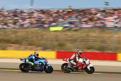 Jack Miller, Team LCR Honda and Maverick Viñales, Team Suzuki MotoGP