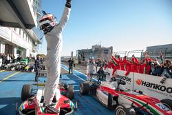 Felix Rosenqvist, Prema Powerteam Dallara F312 - Mercedes-Benz takes the win and 2015 championship