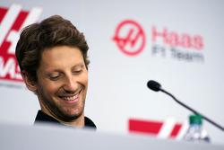 罗曼•格罗斯让,哈斯F1车队