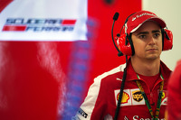 Esteban Gutierrez, Ferrari Test and Reserve Driver