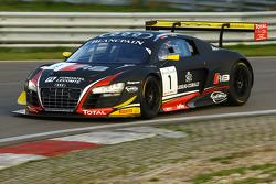 #1 Belgian Audi Club Team WRT Audi R8 LMS: Christopher Mies, Robin Frijns