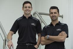 Scott Pye and Fabian Coulthard, DJR Team Penske