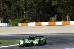 #40 Krohn Racing Ligier JS P2 - Judd: Tracy Krohn, Nic Jonsson, Olivier Pla