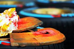 Neumáticos Pirelli de lluvia