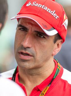 Marc Gene, Ferrari Test Driver