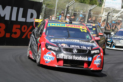Fabian Coulthard and Luke Youlden, Brad Jones Racing Holden