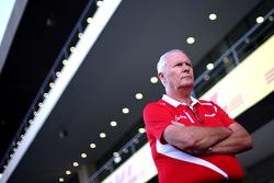 John Booth, Team Principal, Manor F1 Team