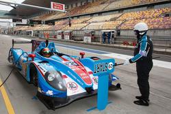 #29 飞马车队 Morgan-Nissan:程飞、董荷斌、亚历克斯·布伦德尔