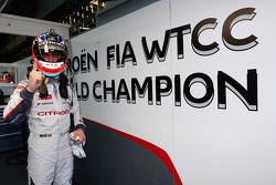 Wereldkampioen 2015 Jose Maria Lopez, Citroën C-Elysée WTCC, Citroën World Touring Car team