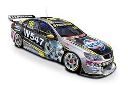 Lee Holdsworth, Walkinshaw Racing Holden