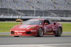 #52 Mastercar Ferrari F430: Ma Chi Min, Thomas Biagi, Christian Montanari, Fabio Verner