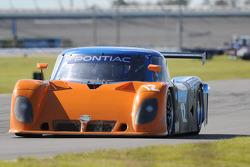 #12 RVO Motorsports Pontiac Riley: Roger Schramm, Justin Bell, Tonis Kasemets, Derek Bell, Paul Dallenbach