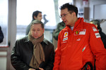 Jean Todt and Nikolas Tombazis