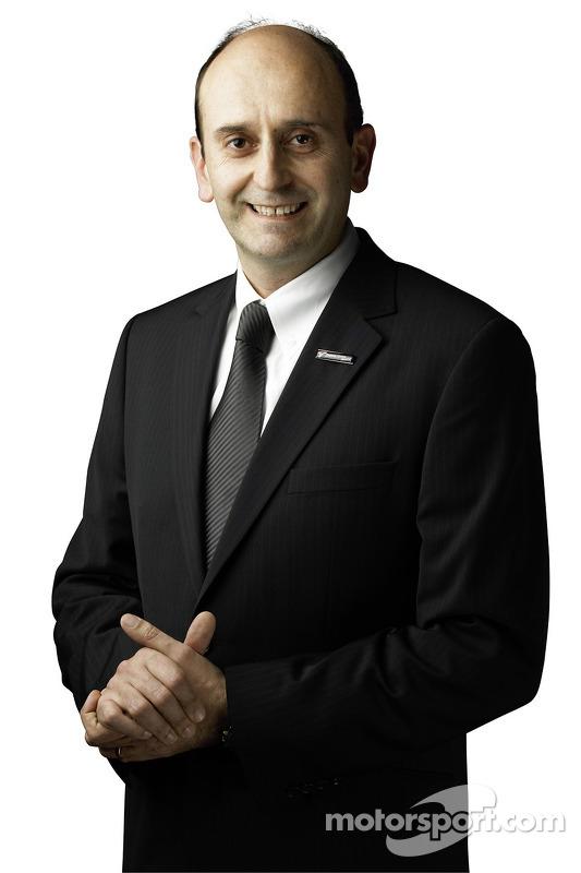 Luca Marmorini Senior General Manager Engine