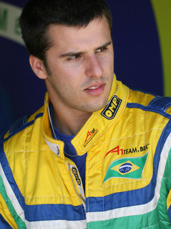 Clemente Faria Jr., driver of A1 Team Brazil