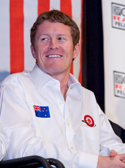 Chip Ganassi Racing with Felix Sabates: Scott Dixon