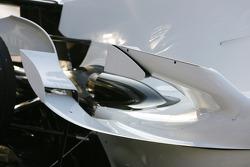 Jenson Button, Honda Racing F1 Team, RA108, detail