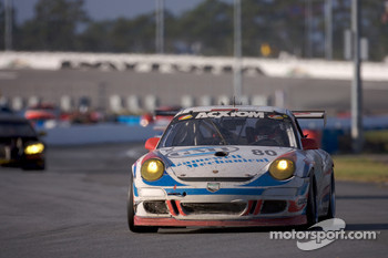 #80 Synergy Racing Porsche GT3 Cup: Lance Arnold, Damien Faulkner, Mark Greenberg, Jan Heylen