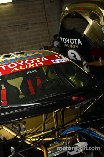 n3 Toyota Auris of Olivier Panis