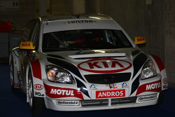 n°2 Kia Rio JP Dayraut of G Stievenart