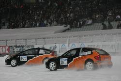 Patrick Desmonnet and Laurent Barbierri