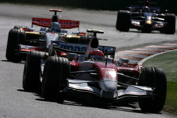 Timo Glock, Toyota F1 Team, Adrian Sutil, Force India F1 Team