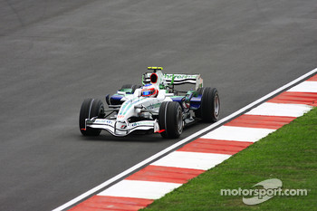 Rubens Barrichello (Honda Racing F1 Team)