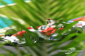 Jarno Trulli (Panasonic Toyota Racing)
