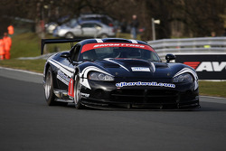 GT3 Dodge Viper: Jason Templeman and Clint Bardwell