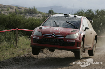 Conrad Rautenbach and David Senor, Citroen C4 WRC
